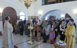 Неделя 27-я по Пятидесятнице, память святителя Филарета, Митрополита Московского